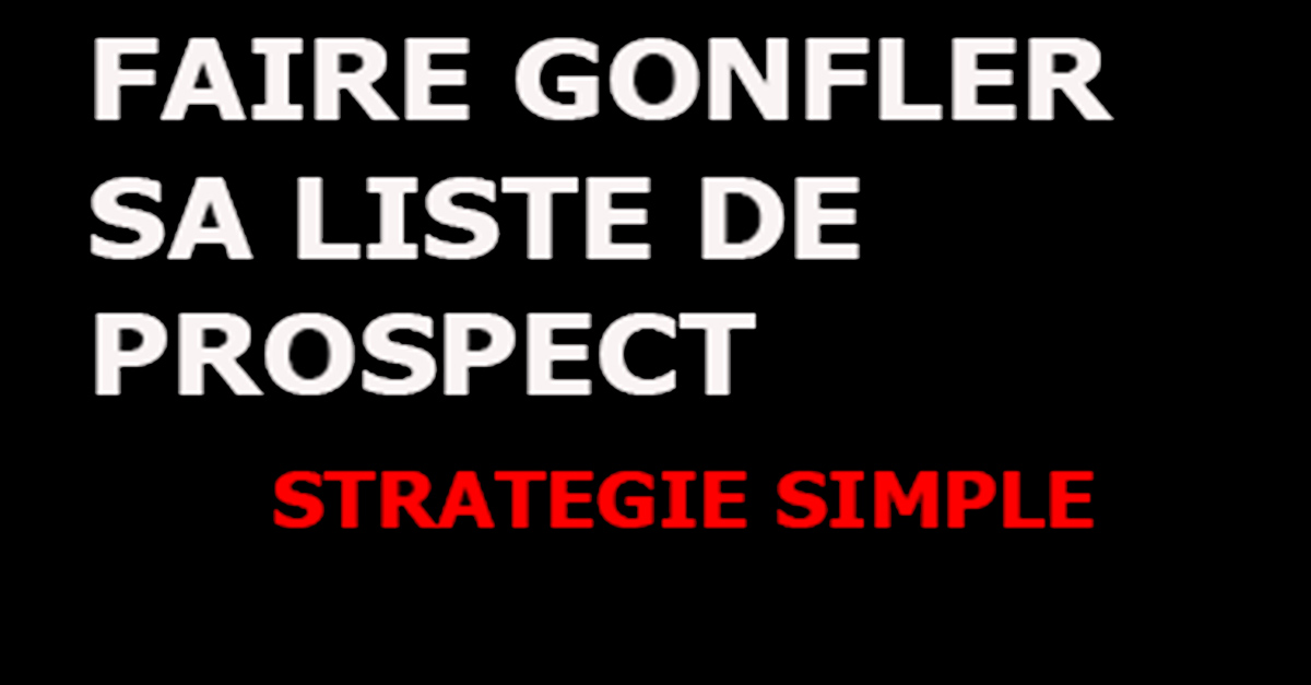 avoir plus de prospects