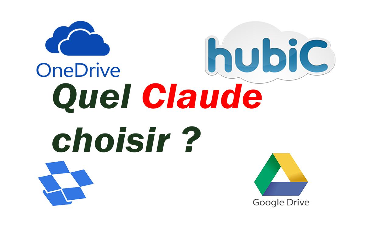 Quel service cloud choisir