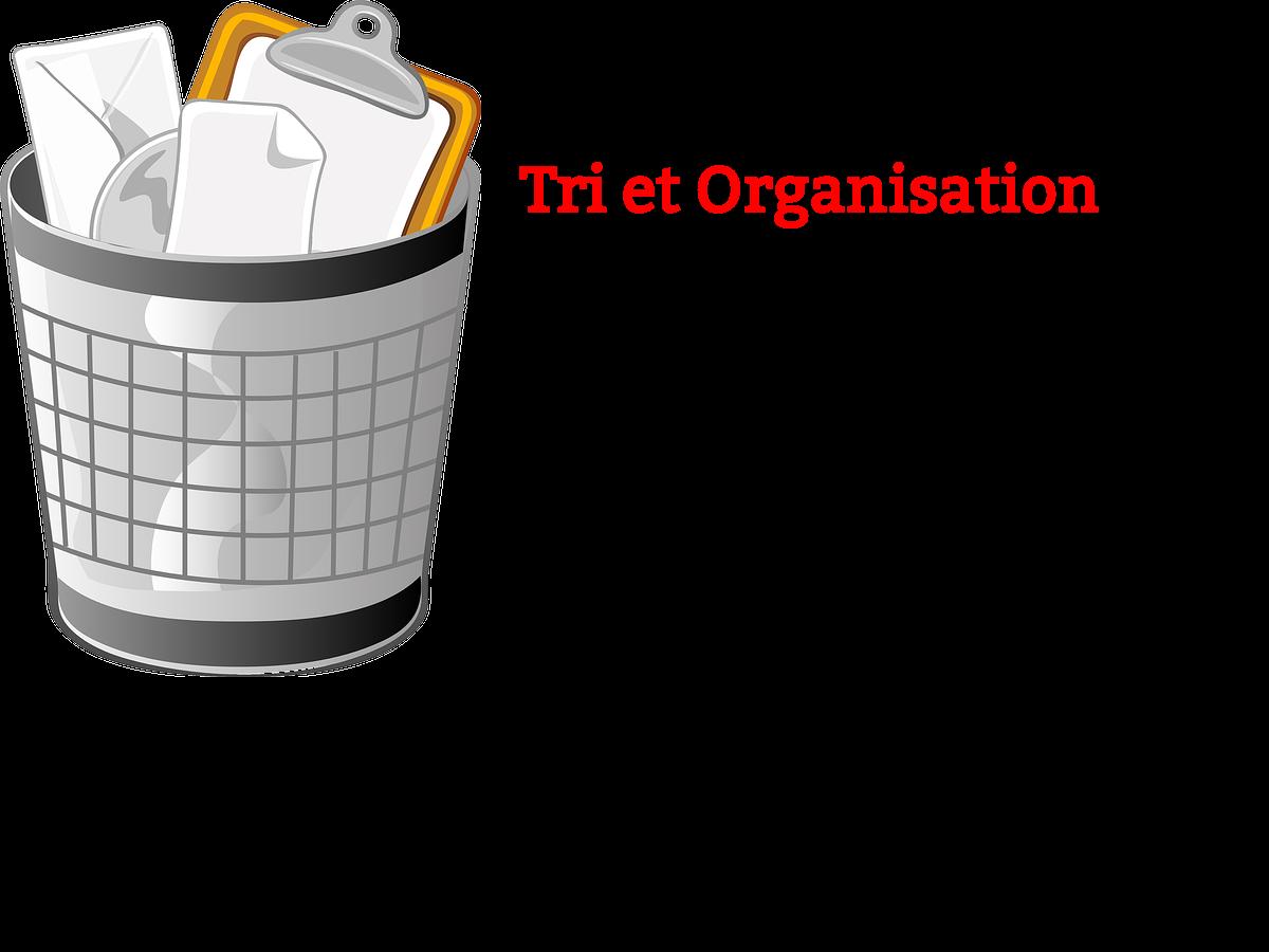 Organisation tri et classement vous ne devez pas tout - Tri papier administratif ...