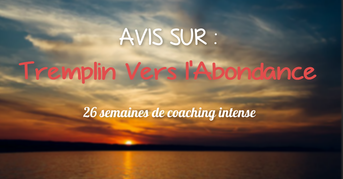 coaching en ligne anthony nevo