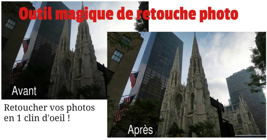 Comment retoucher facilement ses photos